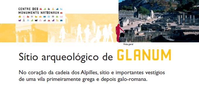 Sitio arqueológico de Glanum